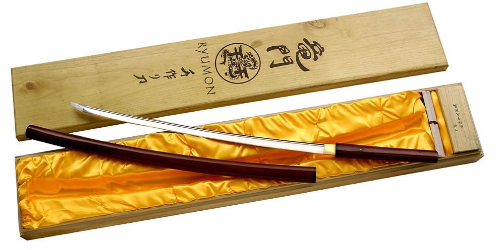 Shirasaya 1090 Carbone-Stahl geschmiedet