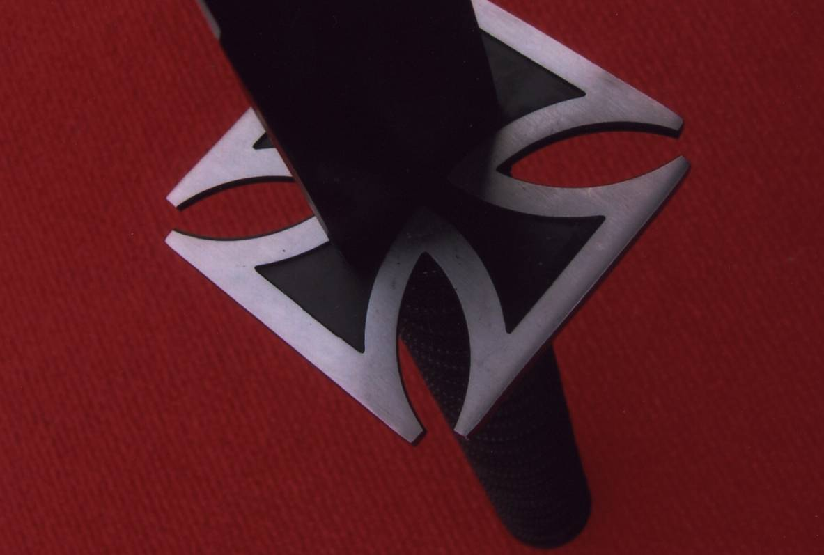 Ninja-Schwert mit Rückenscheide