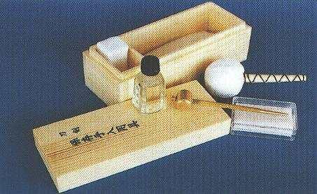 Schwertpflegeset für Samuraischwerter<br>