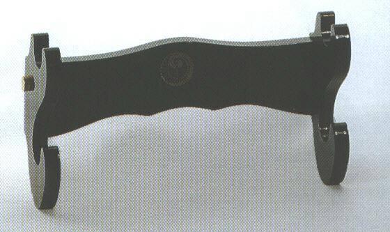 Wandhalter für zwei Samuraischwerter